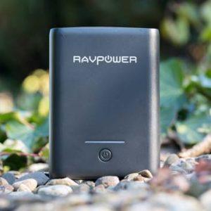Die RAVPower RP-PB005 10000mAh Powerbank mit iSmart 2.0 im Test, günstige und gute Powerbank