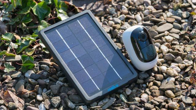 Das Reolink Argus 2 Solarpanel im Test. Die Reolink Argus 2 via Sonne betreiben?!