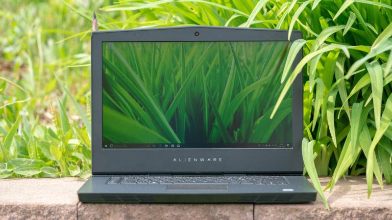 Das erste Notebook mit dem Intel Core i9-8950HK im Test, das neue Alienware 15 R4!