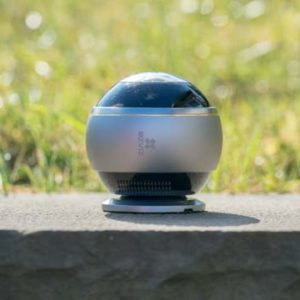 Die EZVIZ Mini Pano WLAN Kamera im Test, eine 360Grad Überwachungskamera?!