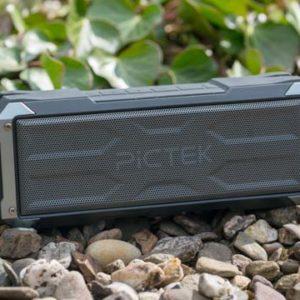 "Die Pictek 20W ""Bomber"" Bluetooth Musik Box im Test"