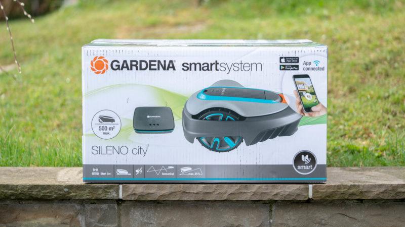 der gardena smart sileno city im test der perfekte m hroboter f r kleine g rten techtest. Black Bedroom Furniture Sets. Home Design Ideas