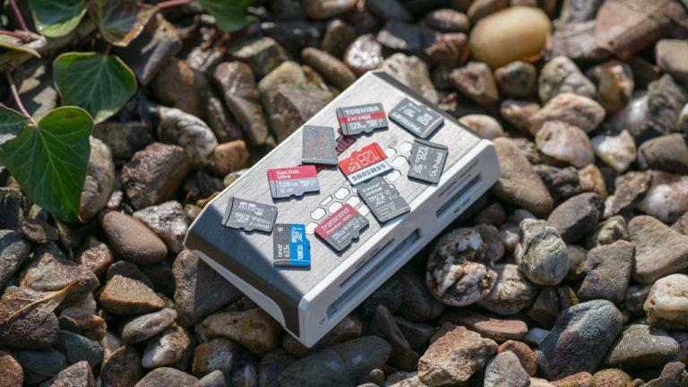 10x 128GB microSD Speicherkarten im Vergleich, welche ist die beste? (2018)