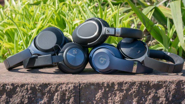 5x Bluetooth Kopfhörer im Vergleich, Bose QC35 II, Sony WH-1000XM2, Sennheiser PXC550, ……
