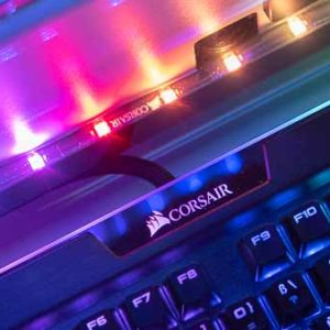 Das Corsair iCUE System, RGB aus einem Guss!