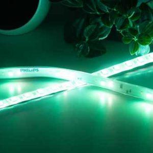 LED Streifen nachträglich Philips HUE fähig machen, der Paulmann SmartHome Zigbee Controller im Test