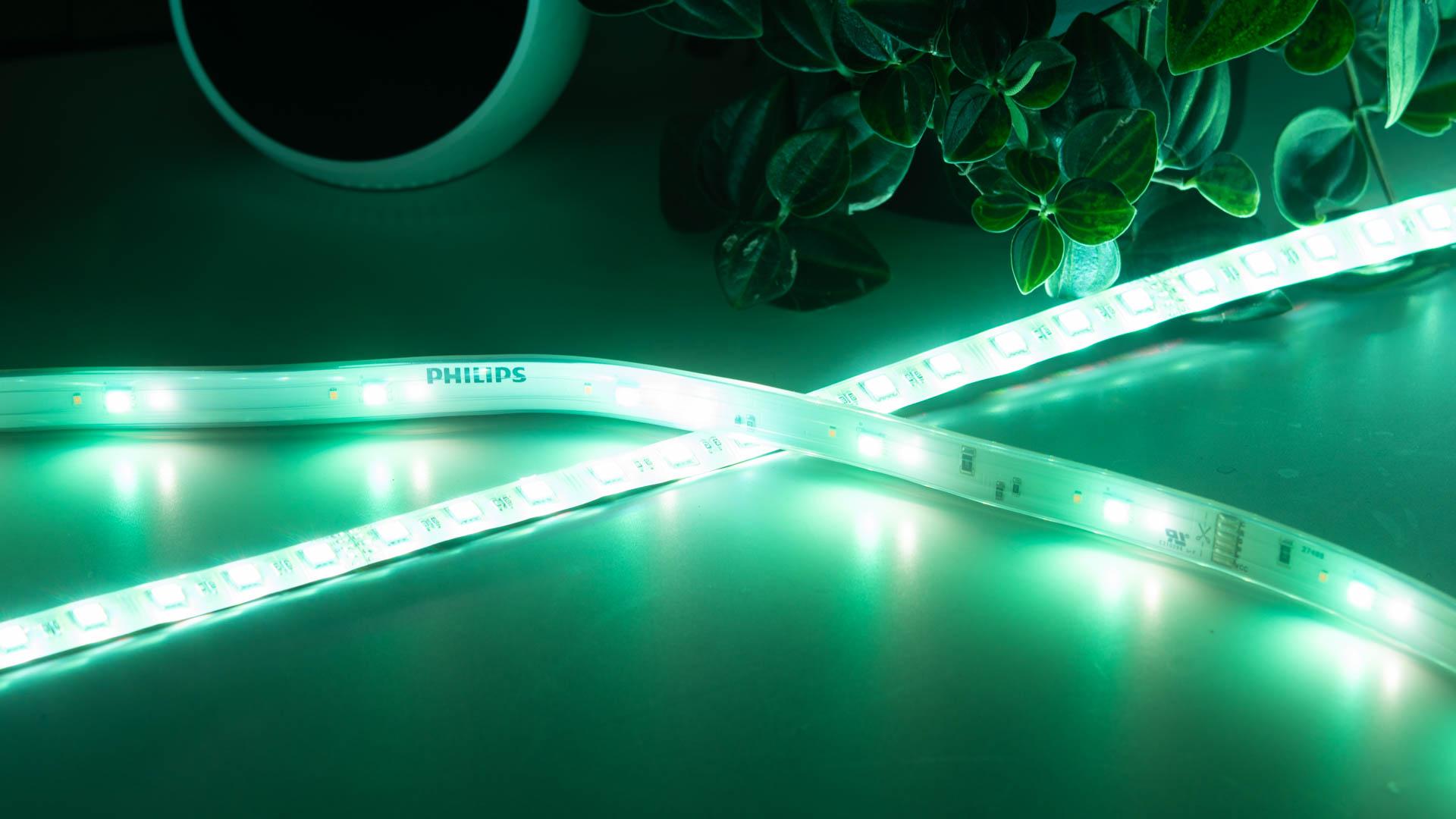 LED Streifen mit PHILIPS HUE steuern