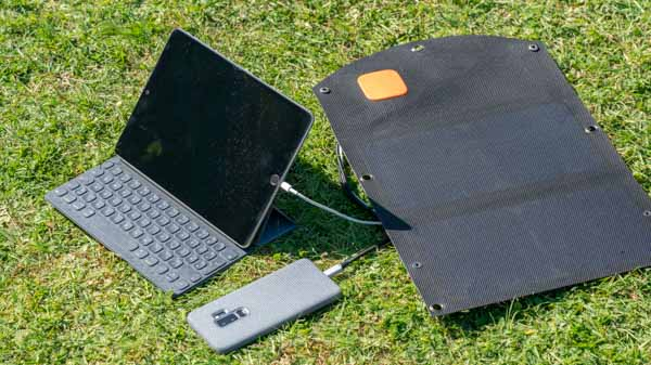 Taugen USB Solarladegeräte von Anker, AUKEY, Ravpower und Co. Etwas? Infos und Tests