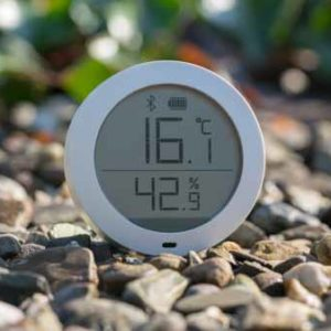 Günstiges Smart Home Thermometer, der Xiaomi Temperature Humidity Monitor im Test