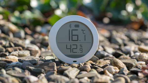 g nstiges smart home thermometer der xiaomi temperature humidity monitor im test techtest. Black Bedroom Furniture Sets. Home Design Ideas
