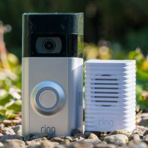 Die Ring Video Doorbell 2 im Test