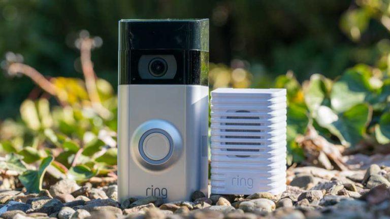 Die Ring Video Doorbell 2 im Test