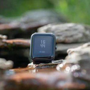 Die Xiaomi AMAZFIT Bip Watch Smartwatch im Test