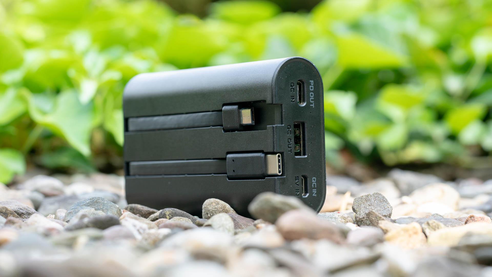 Smartphone besitzt und se schnell aufladen möchte und dafür eine günstige und kompakte Powerbank sucht