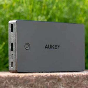 AUKEY PB-Y20 Powerbank 20000mAh mit USB Power Delivery im Test
