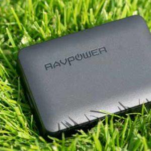 Das RAVPower RP-PC059 USB Type C Ladegerät im Test, 45W USB C Power + 4x Ports für 26€?!