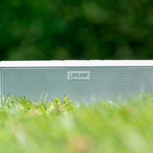 Der InLine Woome 2 im Test, kompakter Bluetooth Lautsprecher mit viel Bass-Power!