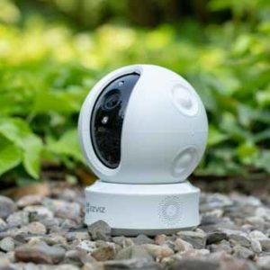 Die EZVIZ ez360 720p HD Überwachungskamera im Test