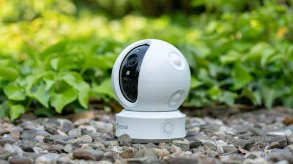 die ezviz ez360 720p hd berwachungskamera im test techtest. Black Bedroom Furniture Sets. Home Design Ideas