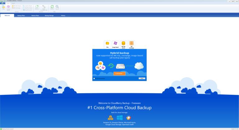 Das beste Backuptool, das niemand kennt, CloudBerry Backup im Test