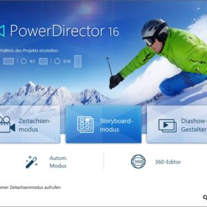 CyberLink PowerDirector 16 Ultra im Test