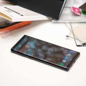 8x Displayschützer für das Samsung Galaxy Note 9 im Vergleich, welcher ist der beste?