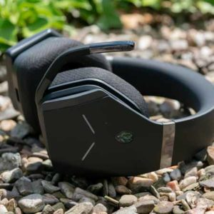 Das Alienware Wireless Elite Gaming Headset AW988 im Test, das beste kabellose Headset?