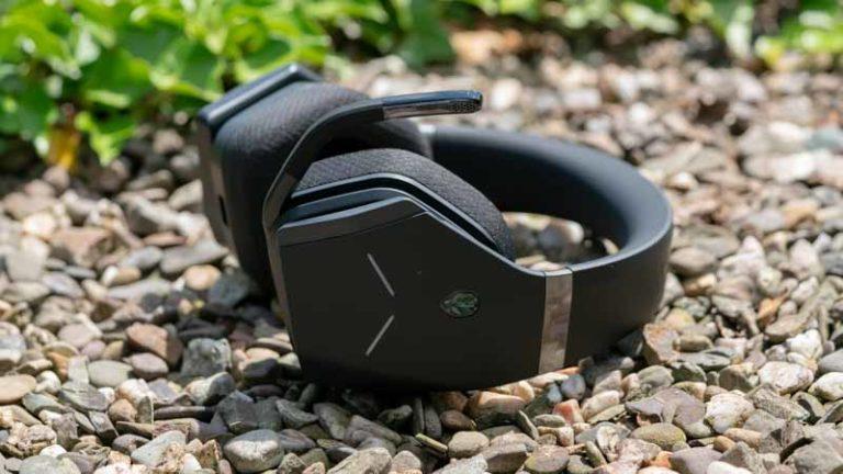 Das Alienware Wireless Elite Gaming Headset AW988 im Test, das beste kabellose Headset?