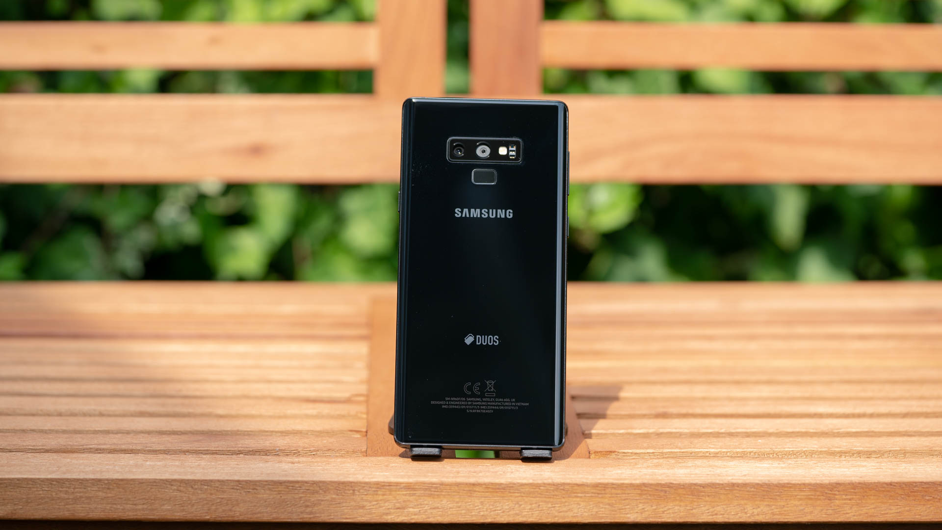 das samsung galaxy note 9 im test das beste und teuerste. Black Bedroom Furniture Sets. Home Design Ideas