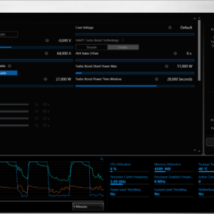 Die Intel extreme Tuning Utility, Notebooks kühler und schneller machen!