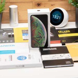 8x Displayschützer für das iPhone Xs/Xs Max im Vergleich. Welcher ist der empfehlenswerteste Displayschutz?