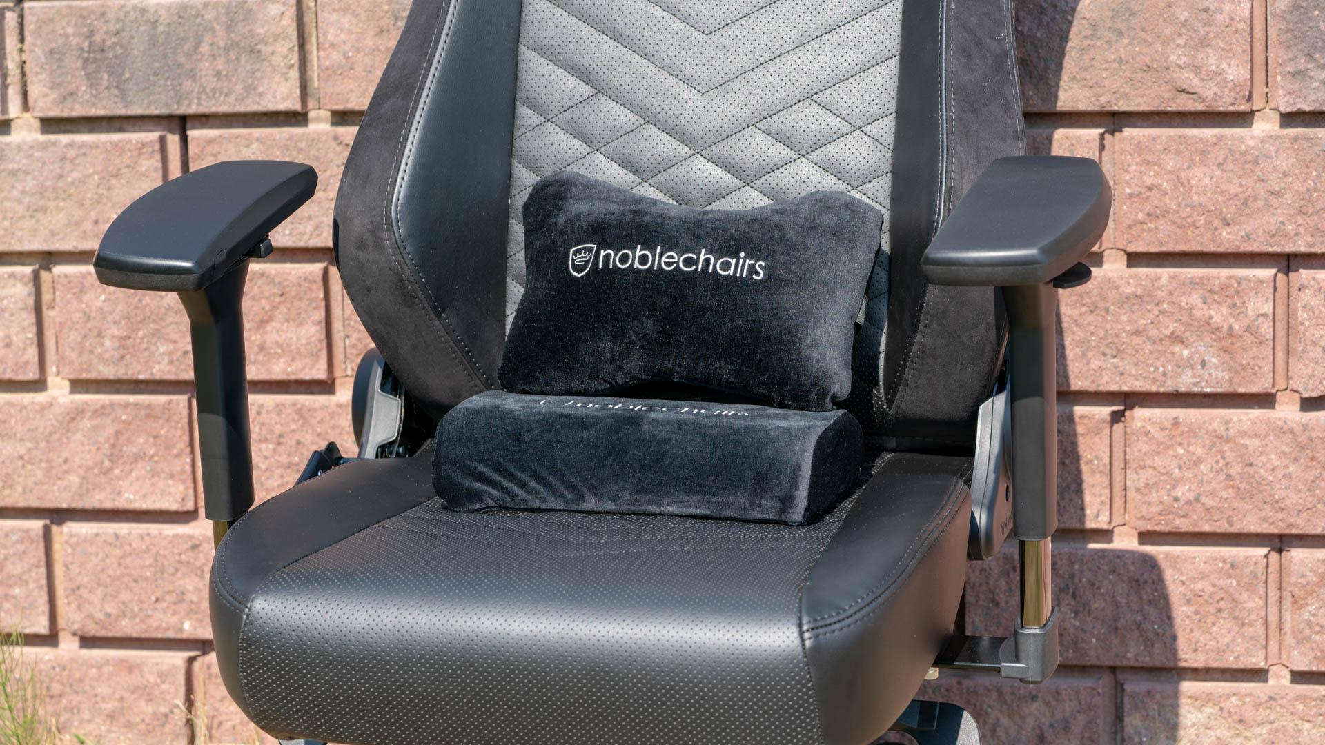 Chair Für Der Im TestBeste Gaming Noblechairs Hero Große fbIY7yv6gm