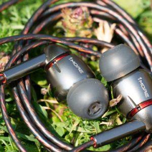 Die 1MORE Quad Driver In-Ear Ohrhörer im Test, mit vier Treibern zum Erfolg?