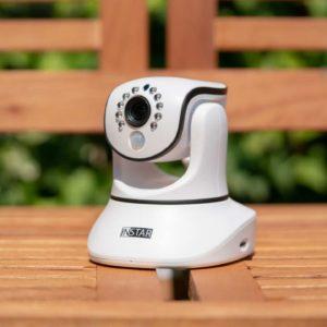 Die INSTAR IN-8015 Überwachungskamera im Test