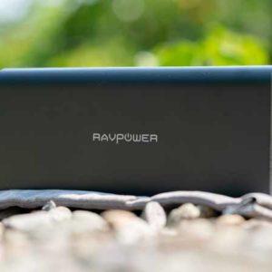 Die RAVPower Ace Series RP-PB067 26800mAh Powerbank im Test, RAVPowers größte Powerbank!
