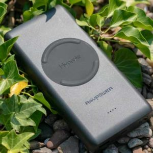 Die RAVPower RP-PB080 10400mAh Powerbank mit QI Ladepad im Test