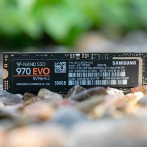 Die Samsung 970 EVO im Test, die beste Allround SSD
