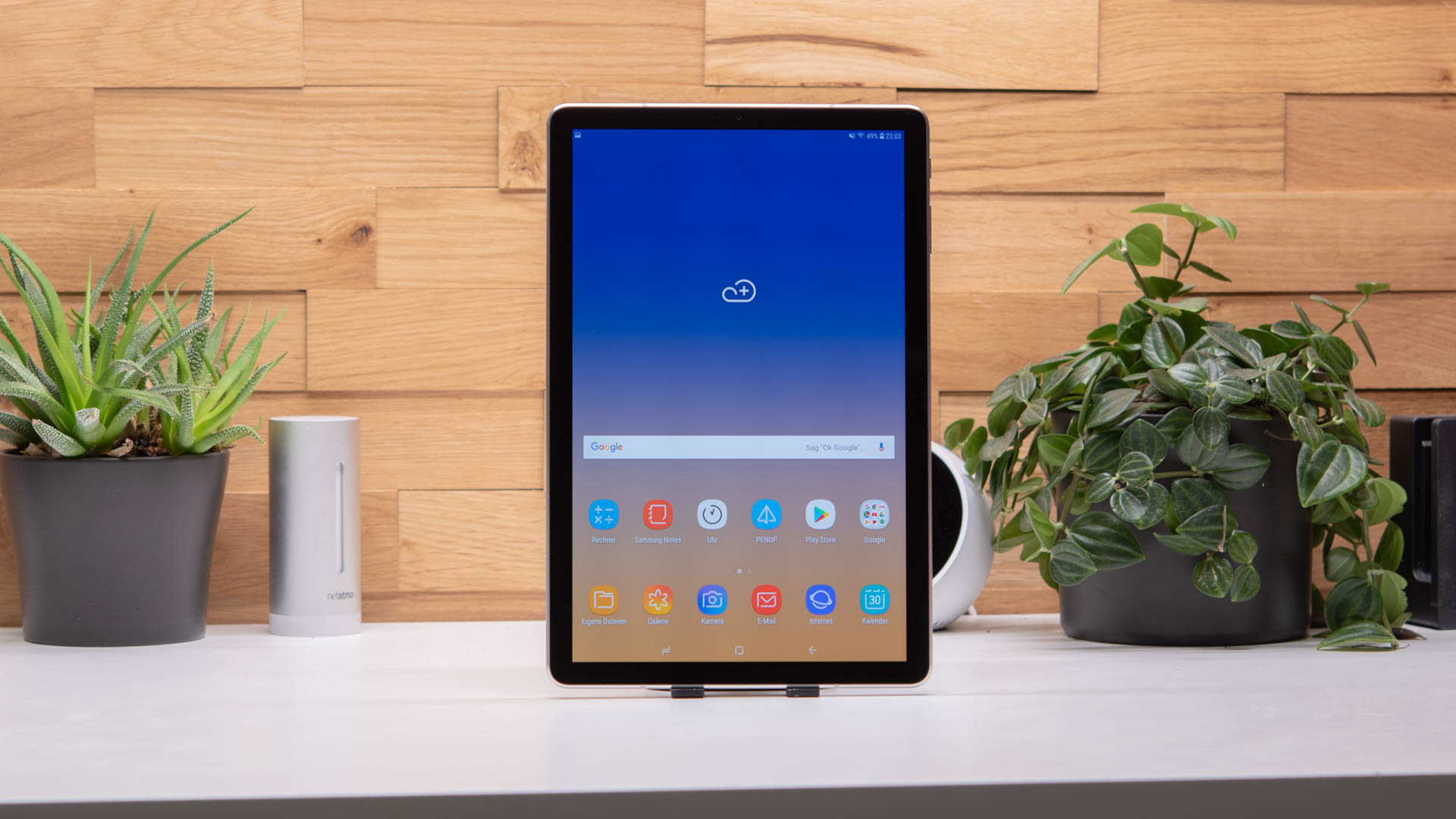 das samsung galaxy tab s4 im test das beste android. Black Bedroom Furniture Sets. Home Design Ideas