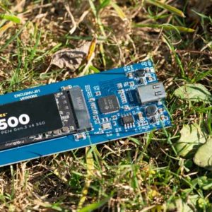 Das XT-XINTE NVMe PCIE USB3.1 SSD-Gehäuse im Test, endlich NVME SSDs extern nutzen!