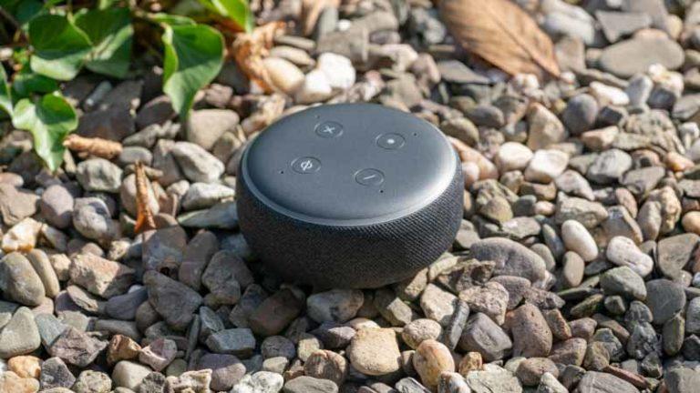 Der Amazon Echo Dot 3. Generation im Test