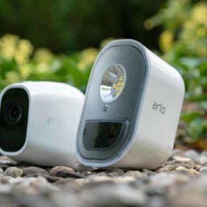 Das Arlo Smart Home Security Light im Test, teuer aber auch gut?