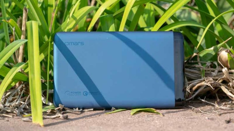 Die Omars OMPB20KPLT Powerbank mit 20000mAh, USB Power Delivery und Quick Charge 3.0 im Test
