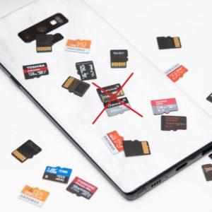 Eine Flut an fake Speicherkarten mit Versand durch Amazon? 256GB microSD Speicherkarten von Dawell, Karenon, Adamdsy im Test