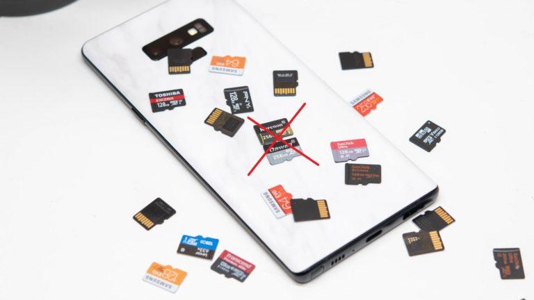 Immer noch aktuell! Eine Flut an fake Speicherkarten mit Versand durch Amazon? 256GB microSD Speicherkarten von Dawell, Karenon, Adamdsy im Test