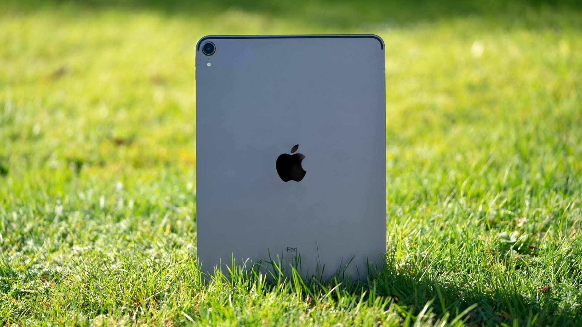 das neue apple ipad pro 11 zoll im test techtest. Black Bedroom Furniture Sets. Home Design Ideas