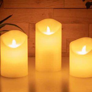 Die besten Kerzen mit beweglicher Flamme? Die Air Zuker LED Kerzen im Test! (Frohe Weihnachten)
