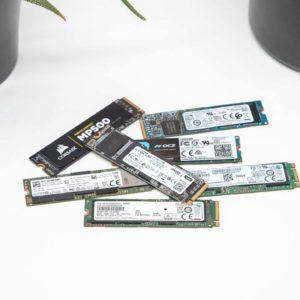 Die Crucial P1 SSD im Test, schnell, günstig und sparsam?