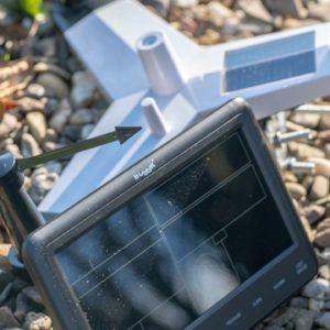 Die Froggit WH3000SE Wetterstation im Test, günstig, gut, genau? (mit Weather Underground)