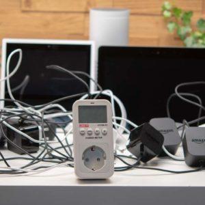 Wie viel Strom Verbrauchen die Amazon Echo/Show Lautsprecher?