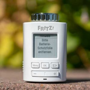 Der AVM FRITZ!DECT 301 intelligente Heizkörperregler im Test